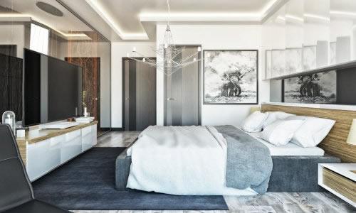 Yatak Odası&Giysi Dolabı Modellerimiz